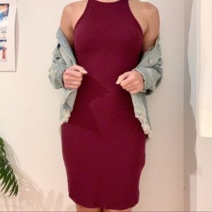 Forever 21 | Red Bodycon Dress